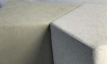 ISONUF, THE ACOUSTIC ABSORBENT POUF FROM ISINAC
