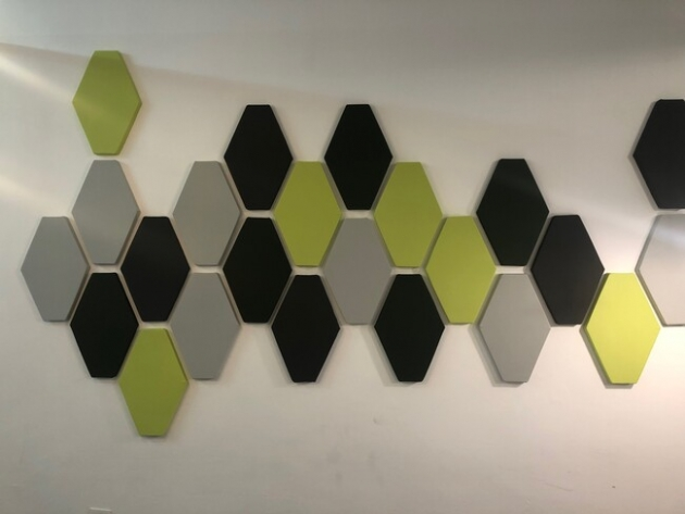 Rhombus mosaic